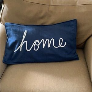 Pottery Barn HOME Pillow Cover